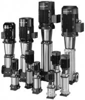 Вертикальные многоступенчатые насосы серии CR